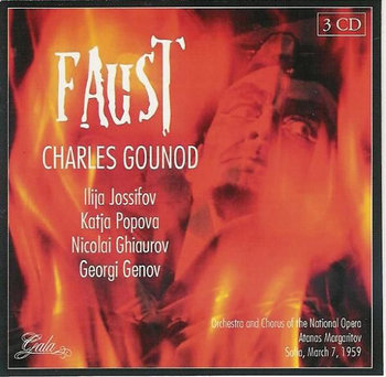 Faust-Orchestra And Chorus Of The National Opera