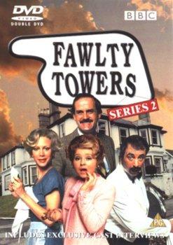 Fawlty Towers: The Complete Series 2 (brak polskiej wersji językowej)-Davies John Howard