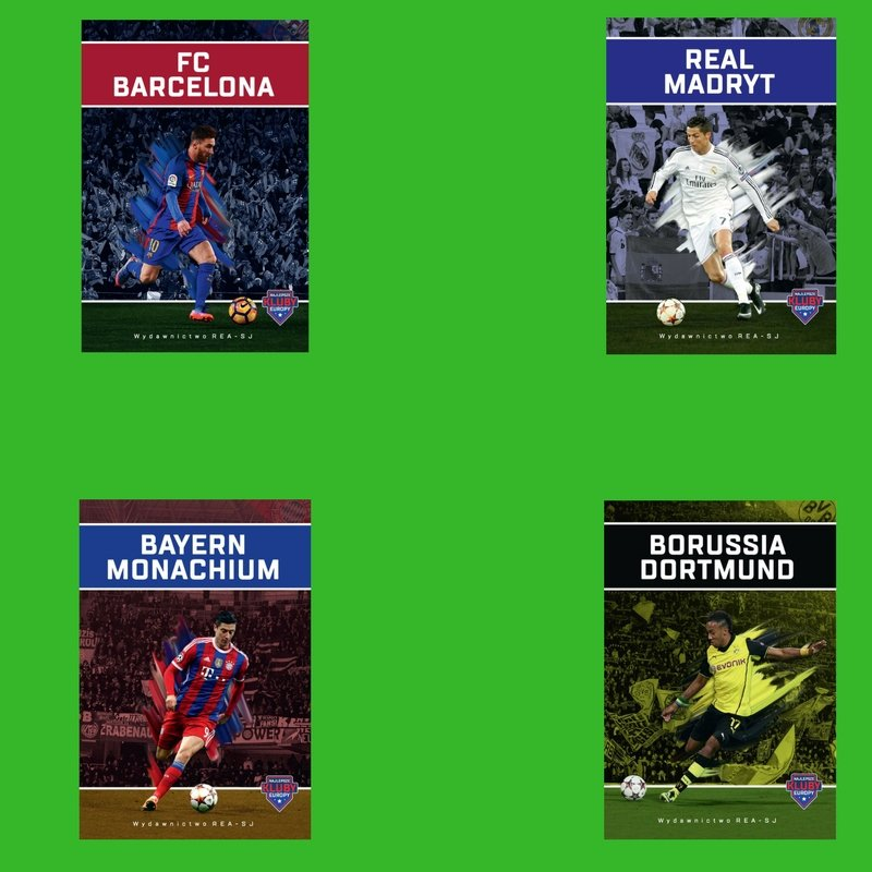 Fc Barcelona Borussia Dortmund Bayern Monachium Real Madryt
