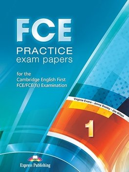 FCE Practice Exam Papers 1. Student's Book + kod DigiBook-Evans Virginia