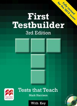 FCE Testbuilder Student Book + Key Pack - Harrison Mark