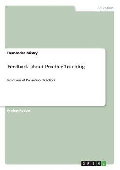 Feedback about Practice Teaching-Mistry Hemendra