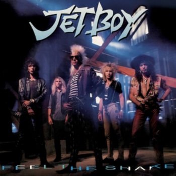 Feel The Shake (Lim.Collector's Edition)-Jetboy