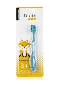 Feelo, szczoteczka do zębów Kids ExtraSoft, 1 szt.-Feelo