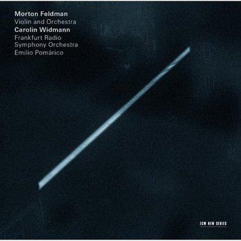 Feldman: Violin And Orchestra-Feldman Morton, Widmann Carolin