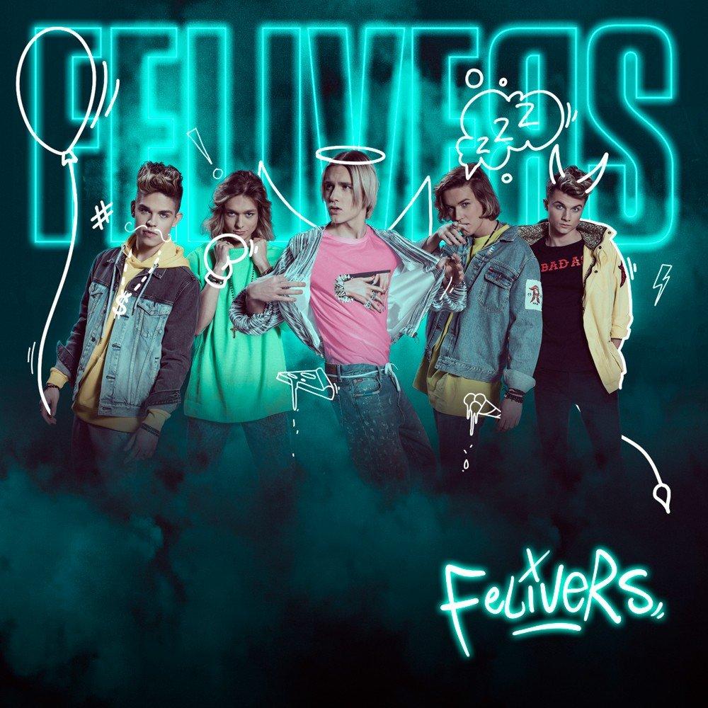 Felivers- Felivers (2019)