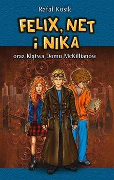 Felix, Net i Nika oraz klątwa domu McKillianów                      (ebook)