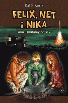 Felix, Net i Nika oraz orbitalny spisek                      (ebook)