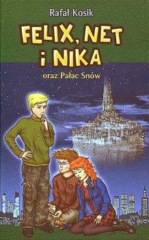 Felix, Net i Nika oraz pałac snów                      (ebook)