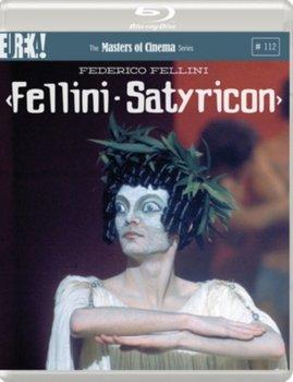 Fellini's Satyricon - The Masters of Cinema Series (brak polskiej wersji językowej)-Fellini Federico