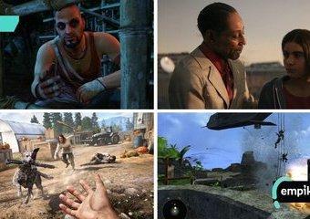 "Fenomen gier z serii ""Far Cry"""