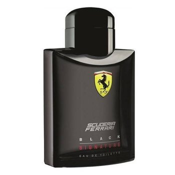 Ferrari, Black Signature, woda toaletowa, 125 ml -Ferrari
