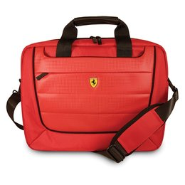 "Ferrari Torba FECB15RE laptop 15"" czerwony/red Scuderia"