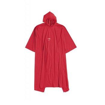 FERRINO, Płaszcz przeciwdeszczowy, Poncho, czerwony-Ferrino