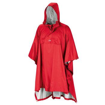 Ferrino, Płaszcz przeciwdeszczowy, Todomodo RP, czerwony, rozmiar L/XL-Ferrino