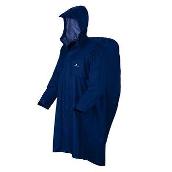 Ferrino, Płaszcz przeciwdeszczowy Trekker, niebieski, rozmiar S/M-Ferrino