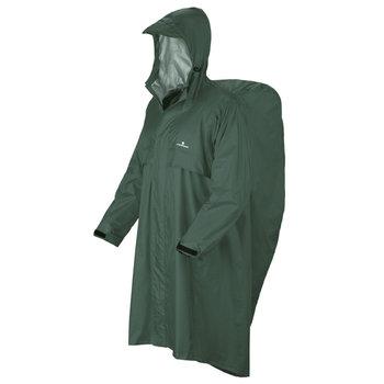Ferrino, Płaszcz przeciwdeszczowy, Trekker, zielony, rozmiar S/M-Ferrino