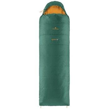 Ferrino, Śpiwór, Lightec 700 SQ, prawy, zielony, 215x75 cm-Ferrino