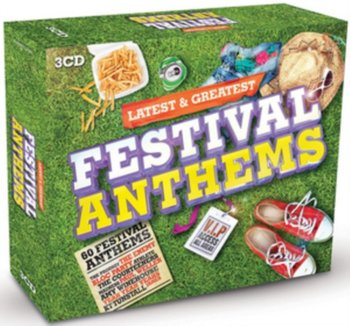 Festival Anthems-Various Artists