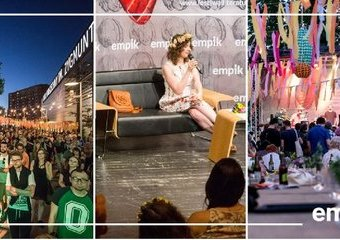 Festiwale, konkursy i imprezy, czyli co znajdziecie w Empiku