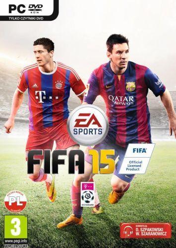 FIFA 15 (2014) Update 1 - NOT CRACKED - 3DM