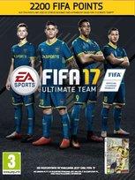 FIFA 17 2200 FIFA Points (PC)