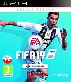 Fifa 19 Edycja Legacy Playstation 3 Electronic Arts Gry I