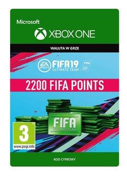 FIFA 19 Ult Team Points 2200