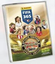 FIFA 365 Adrenalyn XL Album Kolekcjonera Update Edition