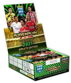 FIFA 365 Adrenalyn XL Box 36 Saszetek z Kartami Update Edition