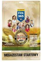 FIFA 365 Adrenalyn XL Mega Zestaw Startowy Update Edition