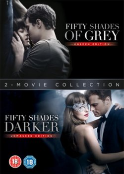 Fifty Shades: 2-movie Collection (brak polskiej wersji językowej) - Foley James, Taylor-Johnson Sam