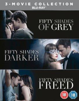 Fifty Shades: 3-movie Collection (brak polskiej wersji językowej)-Taylor-Johnson Sam, Foley James