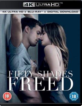 Fifty Shades Freed (brak polskiej wersji językowej)-Foley James