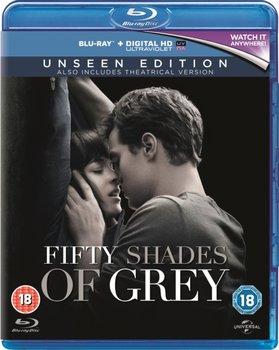 Fifty Shades of Grey - The Unseen Edition (brak polskiej wersji językowej)-Taylor-Johnson Sam