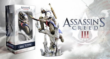 Figurka Assassin's Creed 3 - Ubisoft