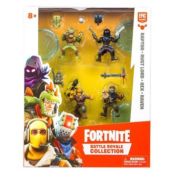 Figurka, Epic Games, Fortnite, 4-pak - Epic Games