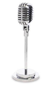 Figurka Metalowa Mikrofon-Pigmejka