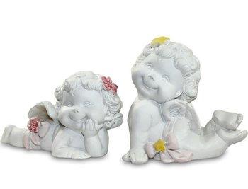 Figurka PIGMEJKA Leżący Aniołek na Brzuchu, 5-6 cm-Pigmejka