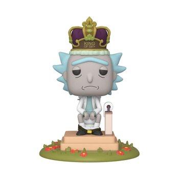 Figurka POP! Rick on Toilet - Rick and Morty-Funko POP