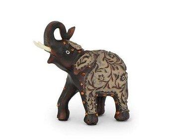 Figurka Słoń wys. 12x11cm-Pigmejka