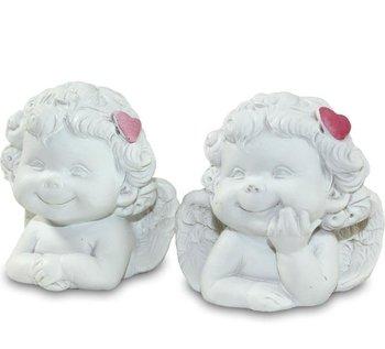 Figurka Uśmiechnięty Anioł, Od Pasa w Górę,wys.5cm-Pigmejka