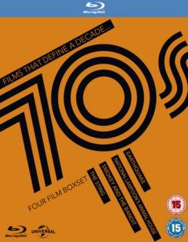 Films That Define a Decade: '70s-Landis John, Needham Hal, Robson Mark, Hill George Roy