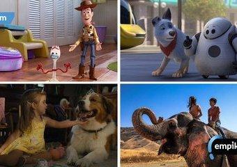 Filmy dla dzieci na wakacje