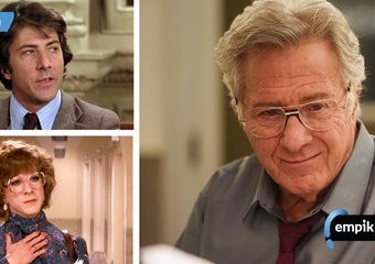 Filmy z Dustinem Hoffmanem, które kochamy