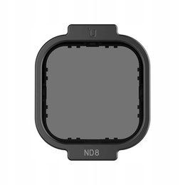 Filtr Pełny Szary Ndx8 Nd8 Do Gopro Hero 9 Black / Ulanzi G9-9