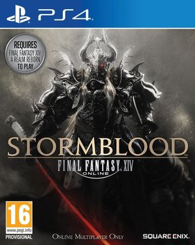 Final Fantasy XIV: StormBlood-Square Soft