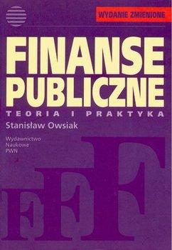 Finanse Publiczne Teoria i Praktyka-Owsiak Stanisław