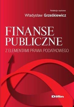 Finanse publiczne z elementami prawa podatkowego                      (ebook)
