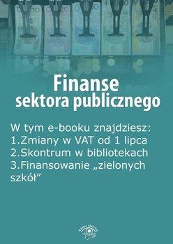 Finanse sektora publicznego. Lipiec 2015 r.                      (ebook)